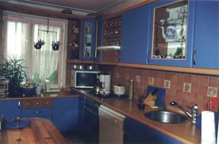 Kupić Meble kuchenne niebieskie