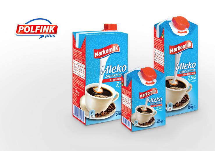 Kupić Mleko niesłodzone 7,5% tł.