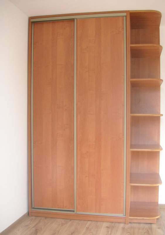 Kupić Szafa 2-drzwiowa z narożnikiem