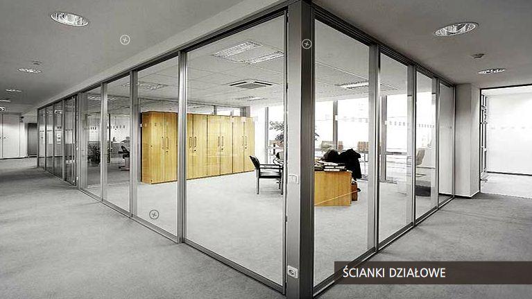 Topnotch Ścianki działowe do biur kupić w Łomianki EO79