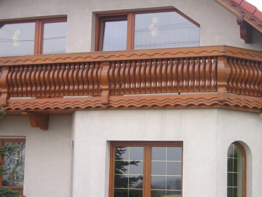 Kupić Balustrady balkonowe