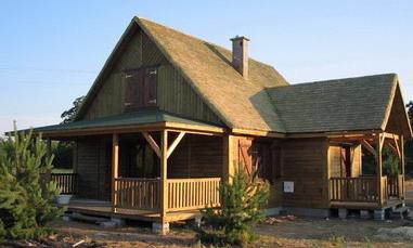 Kupić Ekologiczne, zdrowe, super modne domy z drewna.