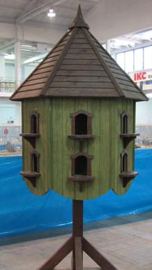 Kupić Kurniki i gołębniki. Super reprezentacyjne domki dla ptaków.