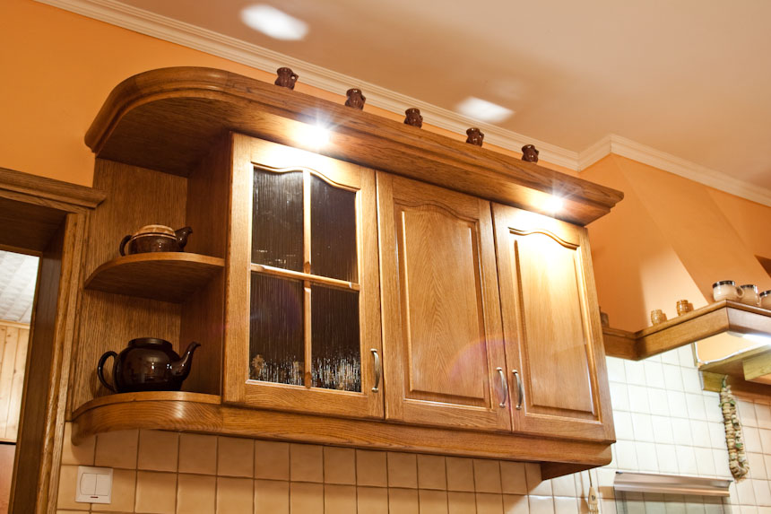 Kupić Dębowe meble kuchenne