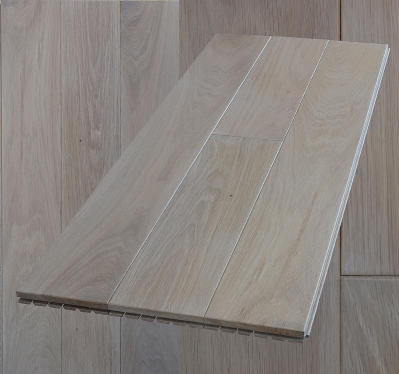Kupić Deska podłogowa - bielona i lakierowana