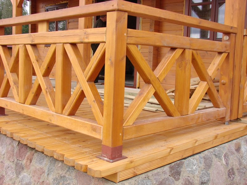 Kupić Tarasy drewniane