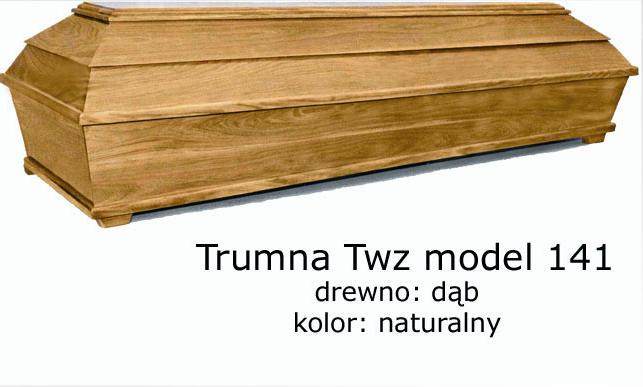 Kupić Trumna Twz model 141