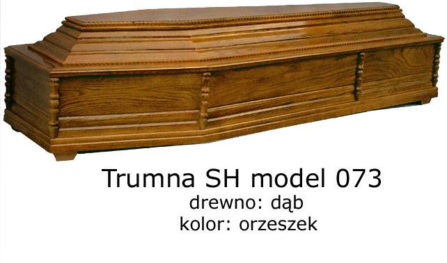 Kupić Trumna SH model 073