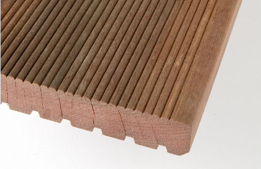 Kupić Deski tarasowe z drewna litego