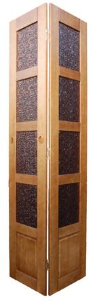 Kupić Drzwi łamane z drewna