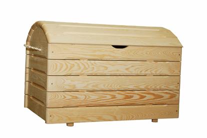 Kupić Kufer z drewna