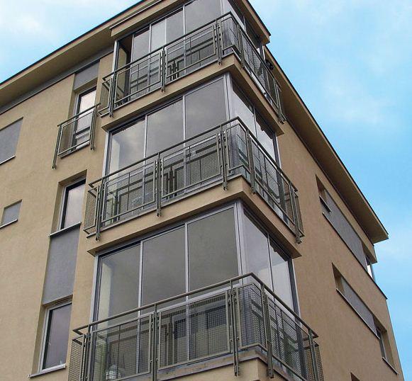 Kupić Zabudowy balkonów bezramowe i ramowe oraz zabudowy tarasów.