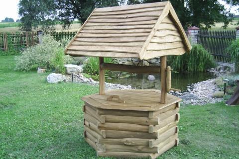 Studnia Z Pokrywa Drewnianą Kupić W Ciepielów