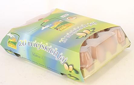 Kupić Jaja pakowane według zamówienia klienta