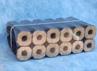 Kupić Brykiet. Kształt i i przekrój brykietu: cylinder z otworem, ośmiokąt.