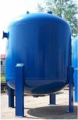Kupić Pionowy zbiornik filtra z płytą drenażową Ø 406 mm
