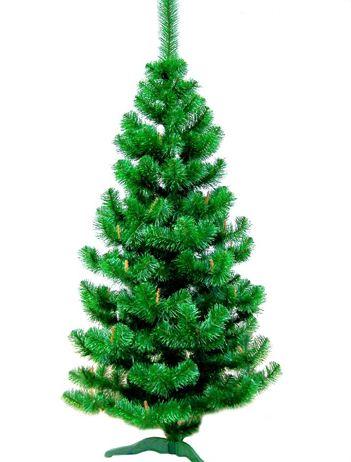 Kupić Sosna nakrapiana z końcówkami jasno- zielonymi, 220 cm- choinka sztuczna