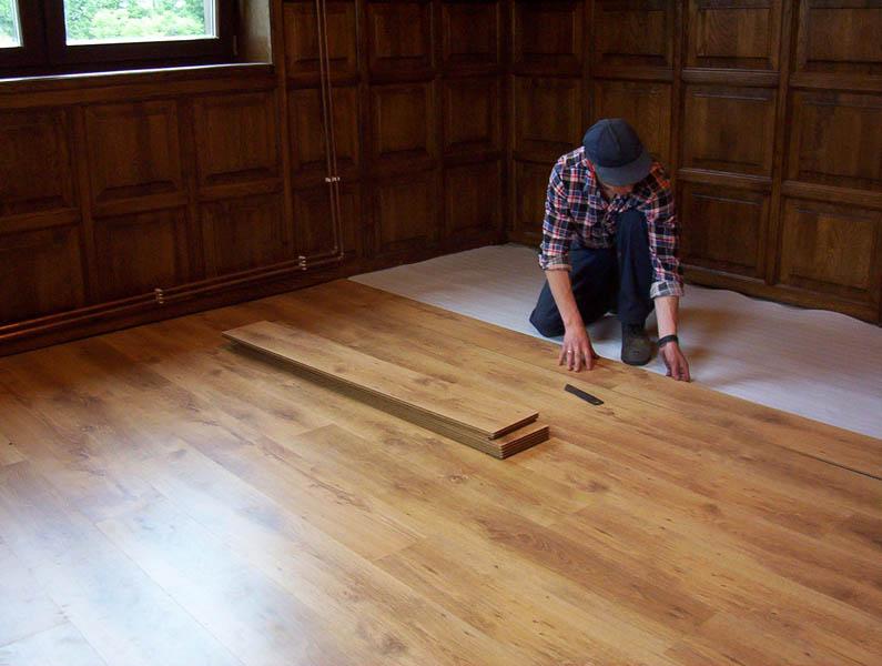 Kupić Podłogi drewniane