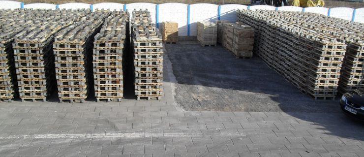 Kupić Palety DHP (Dusseldorf)