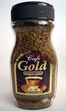Kupić Kawa rozpuszcalne liofilizowana w słoikach szklanych.