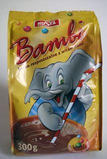 Kupić Kakao rozpuszczalne z witaminami, pakowane w torebki lub słoiki PET.