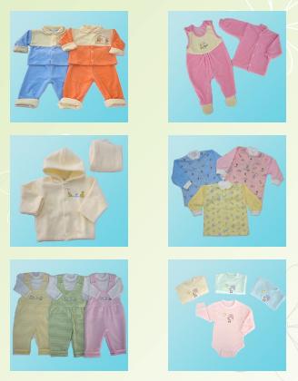 Kupić Odzież niemowlęca