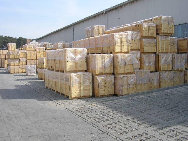 Kupić Skrzynie drewniane standard