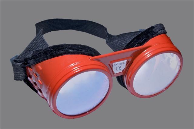 Kupić Okulary przeciwodpryskowe - metalowe IREWO - 2