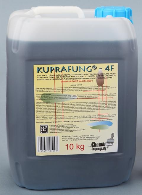 Kupić Kuprafung - P - gotowy do użycia - 10L 5L