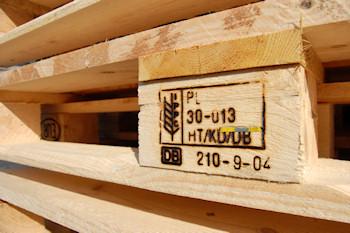 Kupić Paleta drewniana EPAL/EUR/IPPC