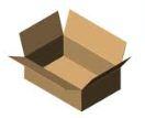 Kupić Pudła klapowe zszywane lub klejone