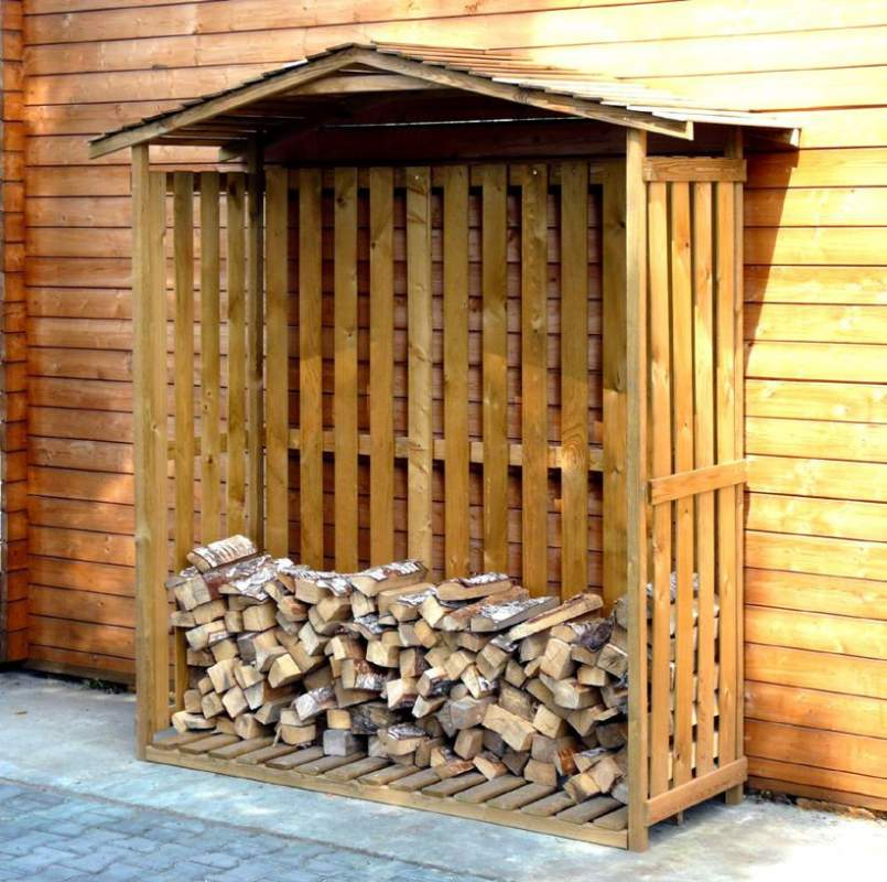 Kupić Mini-drewutnia ALEX