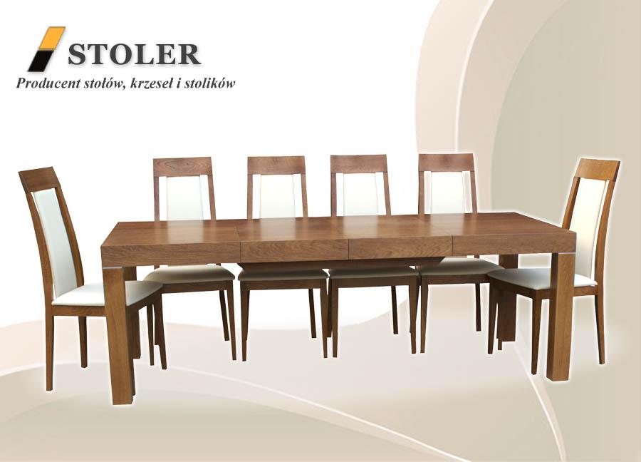 Kupić Zestaw stół Konrad i krzesła Emil