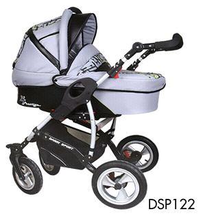 Kupić Wózki dziecięce, DANNY PRESTIGE