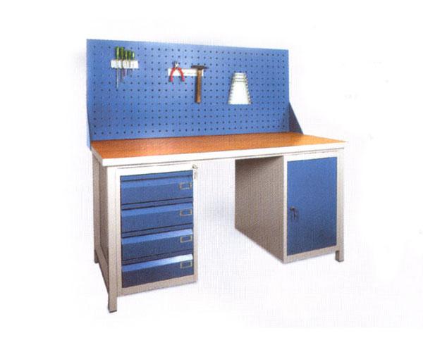 Kupić Stół warsztatowy z półką na narzędzia