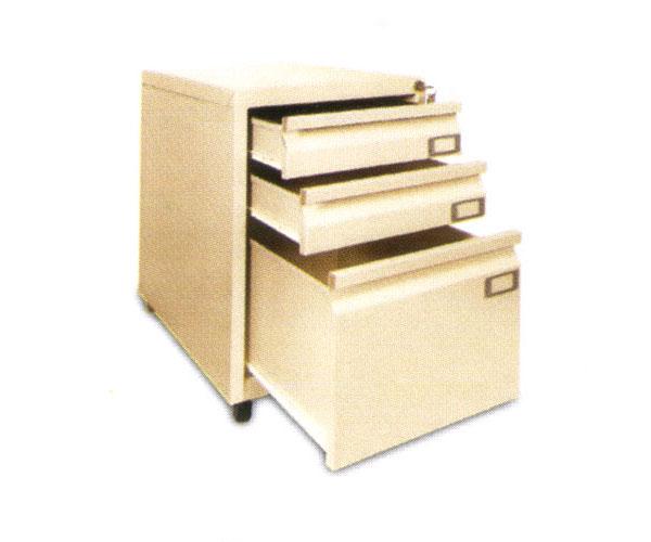 Kupić Szafka, kontenerek pod biurko - 3 szuflady malejące