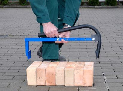 Kupić Chwytaki do przenoszenia cegły i kostki