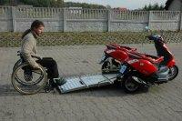 Kupić Pojazdy dla niepełnosprawnych