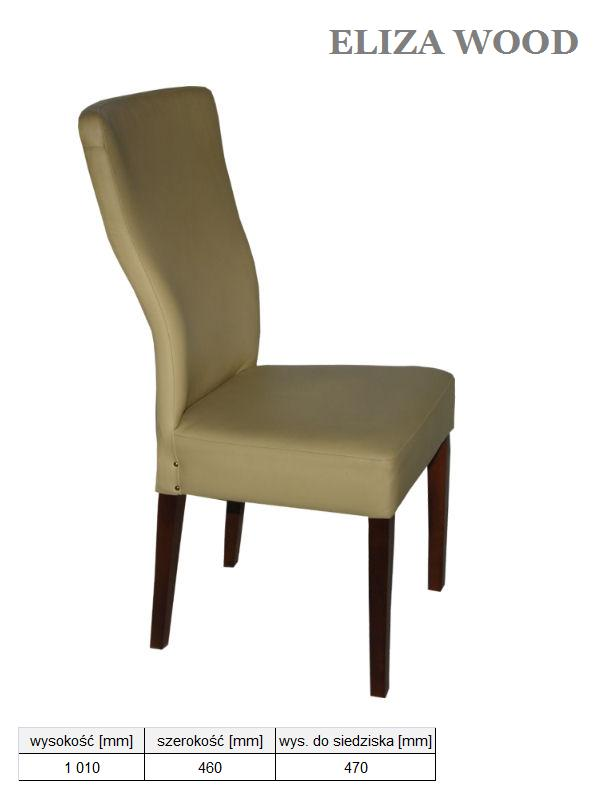 Kupić Krzesła Eliza Wood