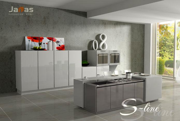 Kupić Kuchnie nowoczesne S-line