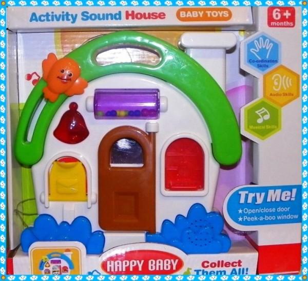 Kupić Interaktywny domek muzyczy