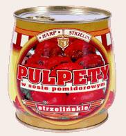Kupić Pulpety w sosie pomidorowym 950g