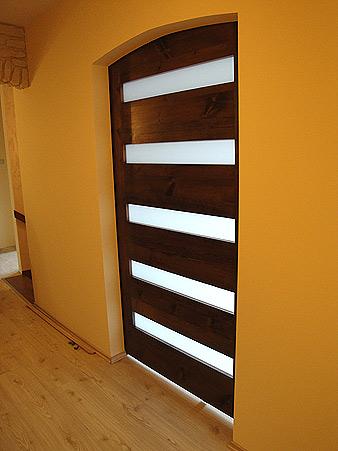 Kupić Drzwi z litego drewna