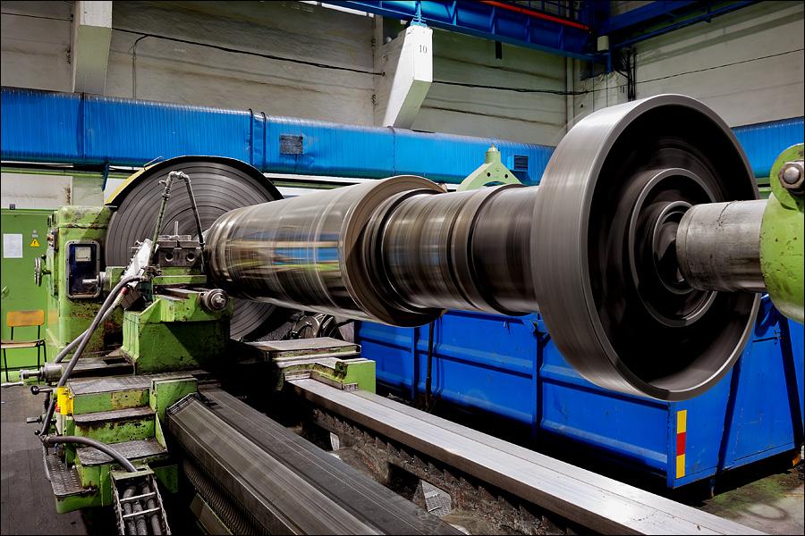 Kupić Produkcja i regeneracja walców papierniczych