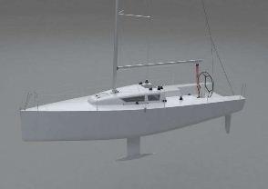 Kupić Jacht sportowy 6 osobowy do regat, dla szkól żeglarskich i innych zastosowań.