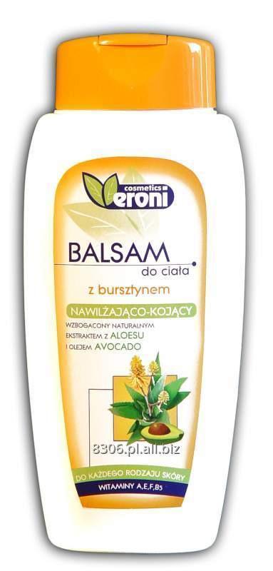 Kupić Balsam do ciała z bursztynem