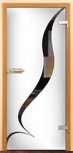 Kupić Drzwi szklane Model: 150