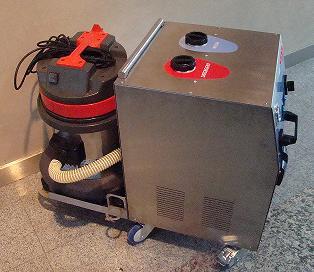 Kupić Marem J-MR8000E zestaw z odkurzaczem 1000W
