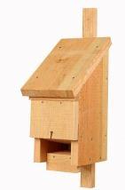 Kupić Schron dzienny dla nietoperzy. Drewniana konstrukcja wg. Issela.