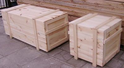 Kupić Skrzynki drewniane